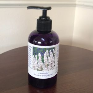 Other - Lavender hand and body wash
